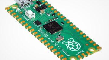 Raspberry Pi Pico – Prima placa bazata pe un microcontroller proiectat de Raspberry Pi